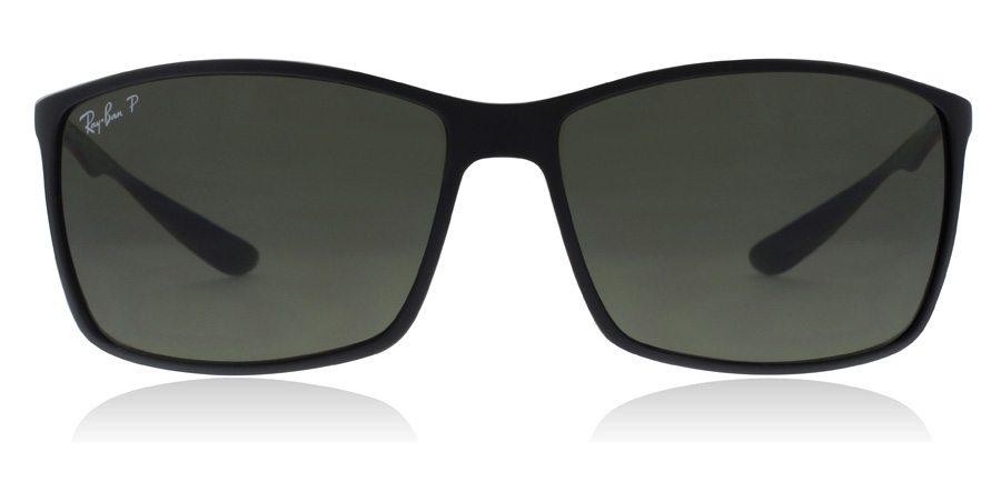 a5446472a7e Ray-Ban Liteforce Sunglasses   Liteforce Matte Black RB4179 62Mm   UK