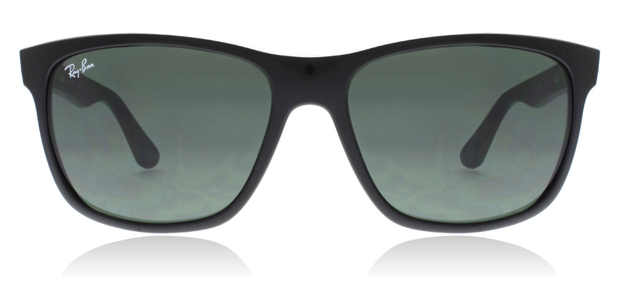 f5caaa363c19 Ray-Ban RB4181 Sunglasses   RB4181 Black RB4181 57Mm   UK
