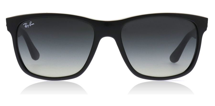 Ray-Ban RB4181 Black 601/71 57mm