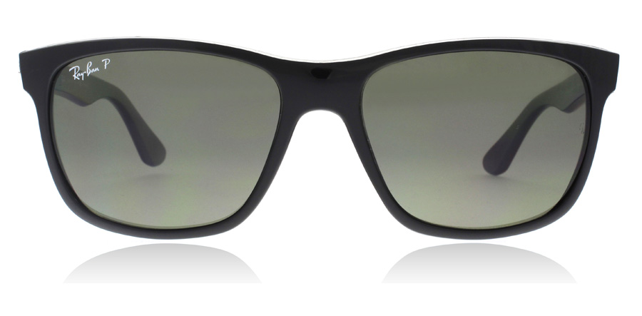 Ray-Ban RB4181 Black 601/9A 57mm Polarised