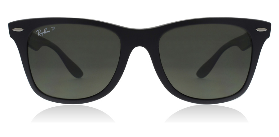 3dc0b7e3300 Ray-Ban RB4195 Sunglasses   RB4195 Black RB4195 52Mm   UK
