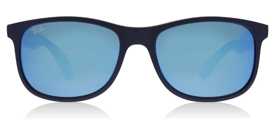 Ray-Ban 4202 Andy RB4202 Blue 615355 55mm