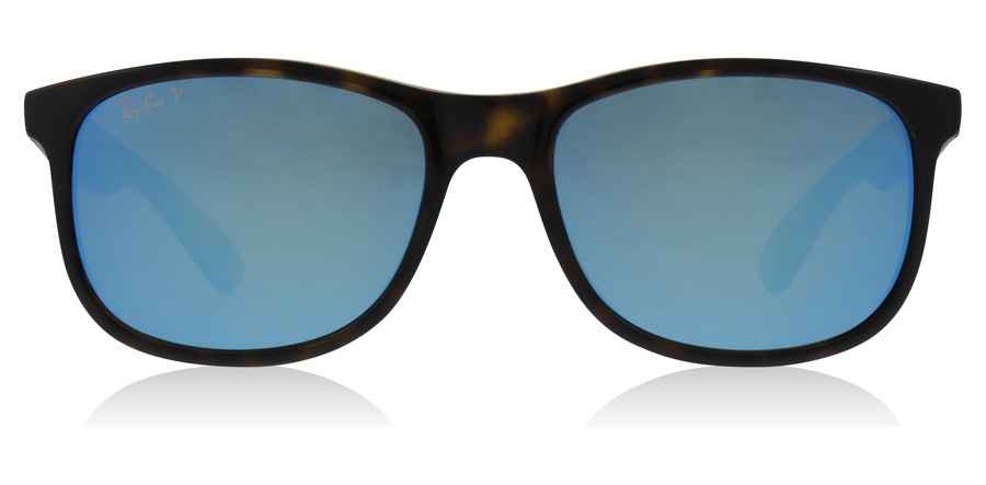 Ray-Ban 4202 Andy RB4202 Tortoise 710-9R 55mm Polarised
