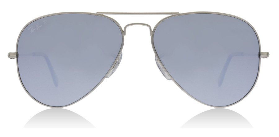 521508437f001 Ray-Ban RB3025 Sunglasses   RB3025 Silver RB3025 58Mm   UK
