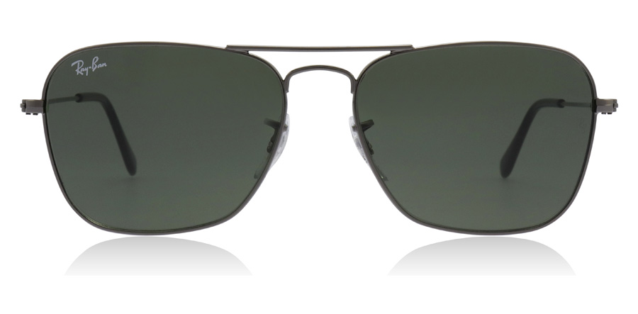 8bed7131261 Ray-Ban Caravan Sunglasses   Caravan Gunmetal RB3136 55Mm   UK