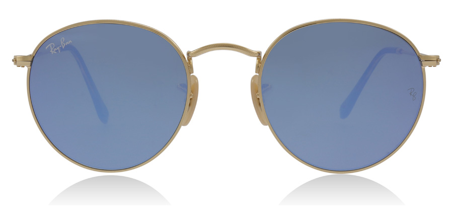 Ray-Ban RB3447N Gold 001-9O 50mm