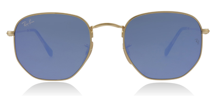 Ray-Ban RB3548N Gold / Tortoise 001-9O 51mm