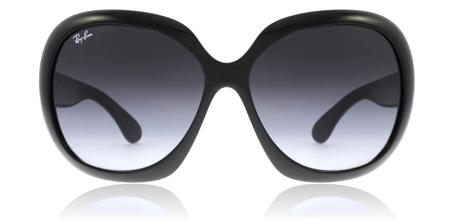 Ray-Ban Jackie Ohh II RB4098 Black 601/8G 60mm
