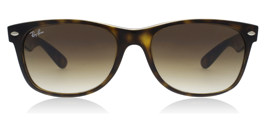 Ray-Ban RB2132 New Wayfarer Light Havana 710/51 52mm