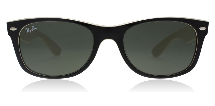 Ray-Ban RB2132 New Wayfarer Black 875 55mm