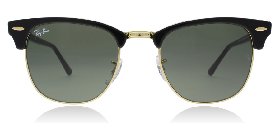 Ray-Ban RB3016 Black W0365 51mm