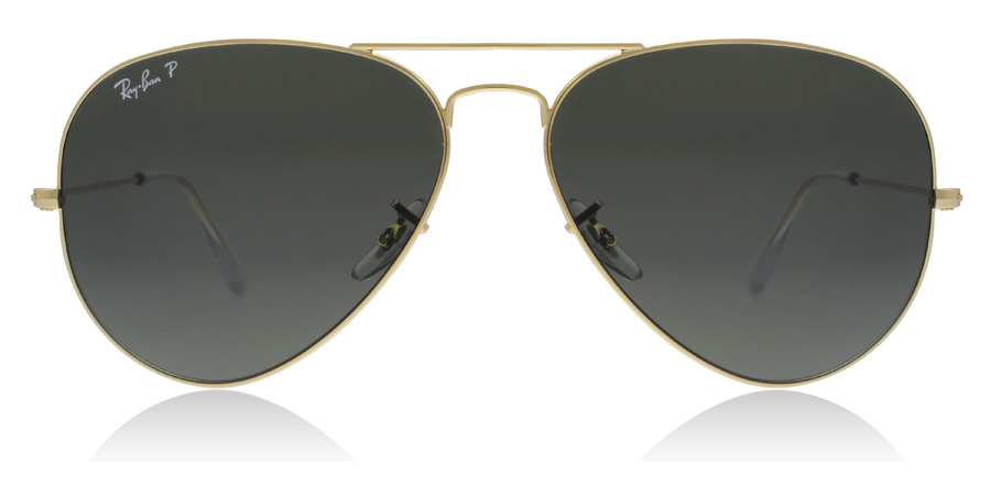 Ray-Ban Aviator RB3025 Gold 001/58 58mm Polarised