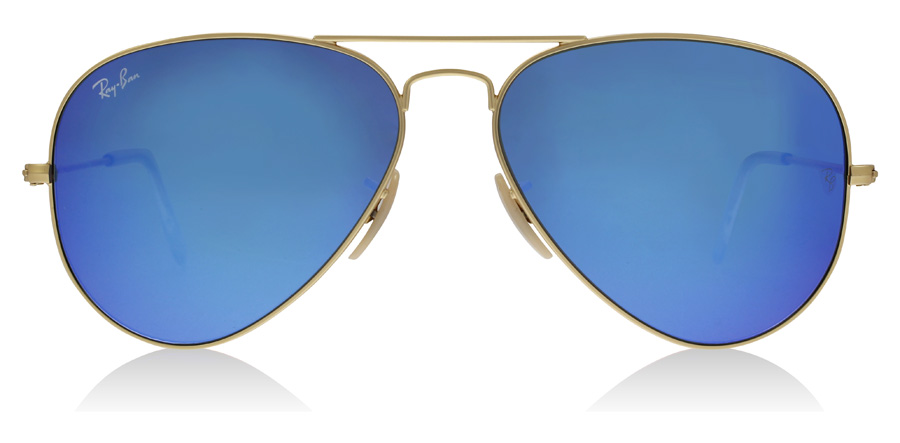 Ray-Ban Aviator RB3025 Gold 112/17 55mm