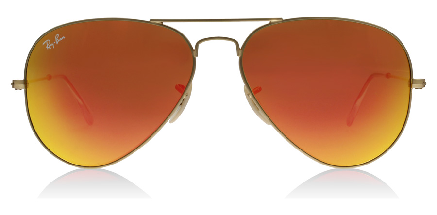 Ray-Ban Aviator RB3025 Matte Gold 11269 62mm