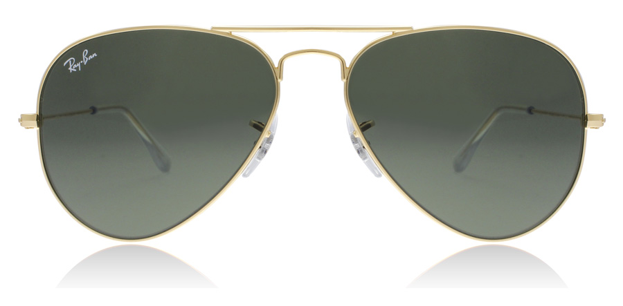 Ray-Ban RB3025 Gold W3234 55mm