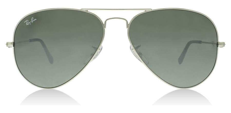 Ray-Ban Aviator RB3025 Silver Mirror W3275 55mm