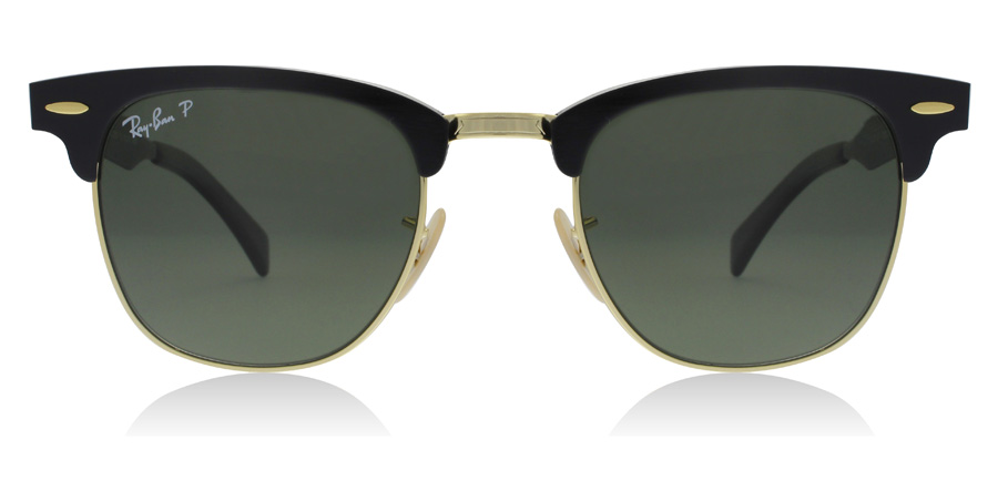 Ray-Ban RB3507 Aluminium Black 136/N5 51mm Polarised