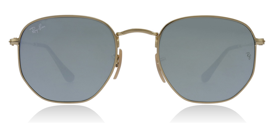 Ray-Ban RB3548N Gold 001/30 54mm