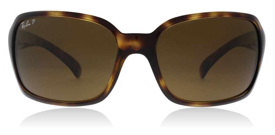 Ray-Ban RB4068 Tortoise 642/57 60mm Polarised