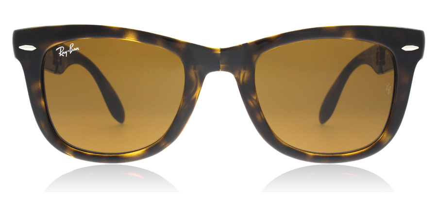 Ray-Ban RB4105 Folding Light Havana 710 50mm
