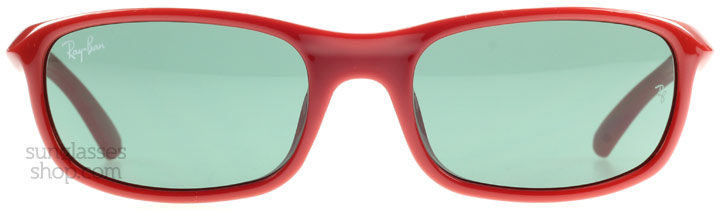 Ray-Ban Junior 9056 9056S Red 189-71