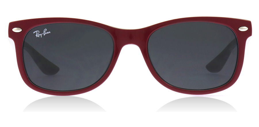 Ray-Ban Junior RJ9052S Age 8-12 Years Red / Grey 177/87 47mm