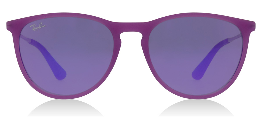 Ray-Ban Junior RJ9060S Age 8-12 Years Purple 70084V 50mm