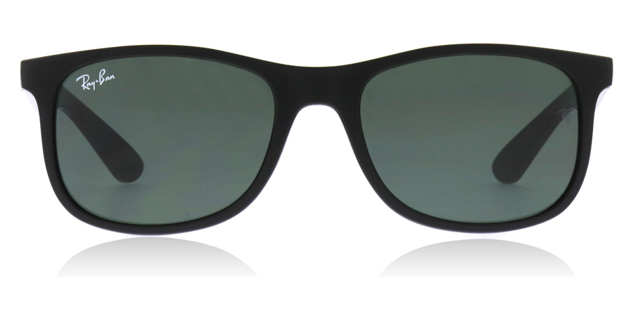 Ray-Ban Junior RJ9062S Age 12-15 Years Matt Black 701371 48mm