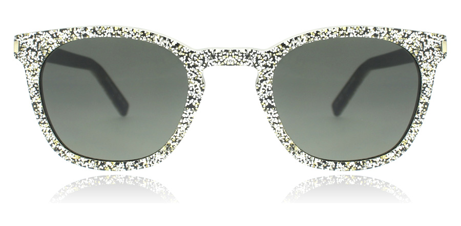 Saint Laurent SL28 Silver Grey 009 49mm