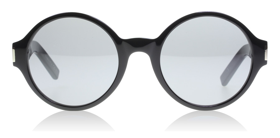 Saint Laurent SL63 Black 002 52mm