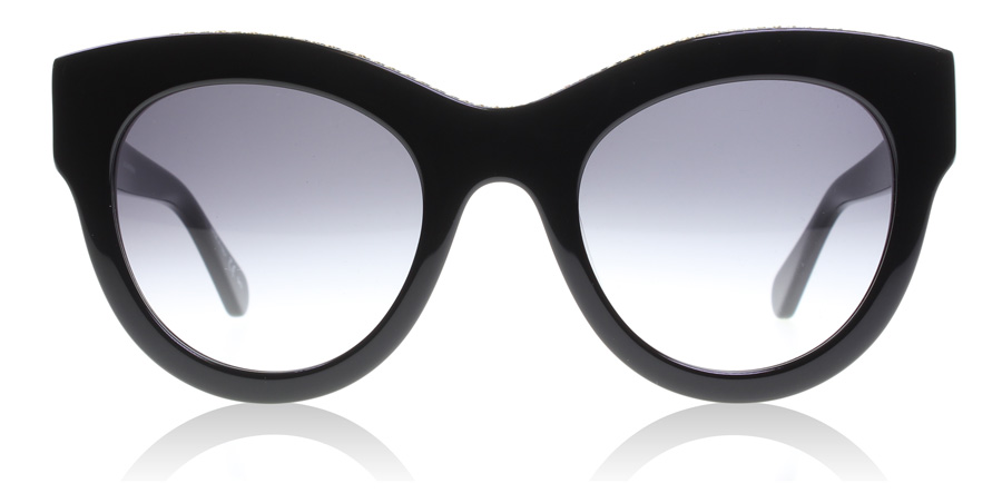 Stella McCartney 0018S Black 001 50mm