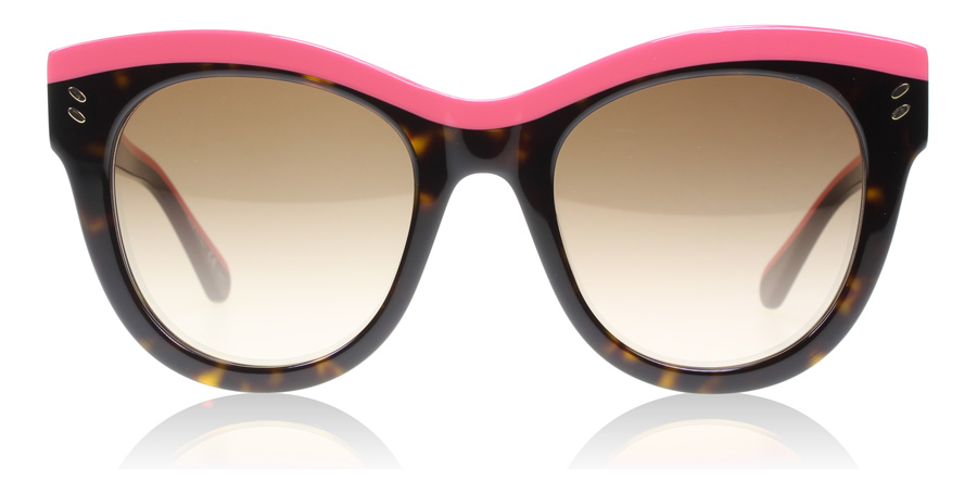 Stella McCartney 0021S Pink / Havana 3 51mm