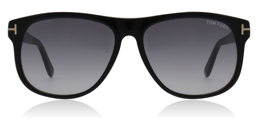 Tom Ford Olivier 0236 Black 05b 58mm