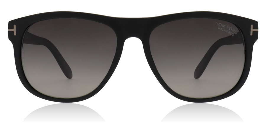 Tom Ford Olivier 0236/S Matte Black 02D 58mm Polarised