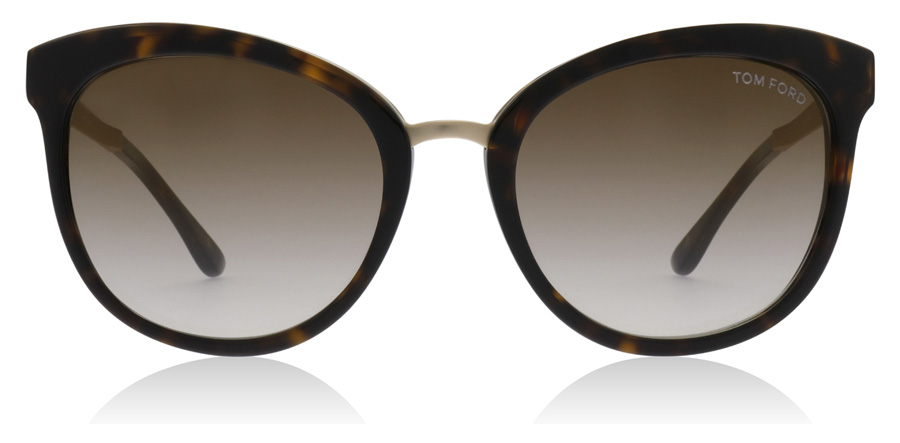 Tom Ford Emma Tortoise / Gold 52G 56mm