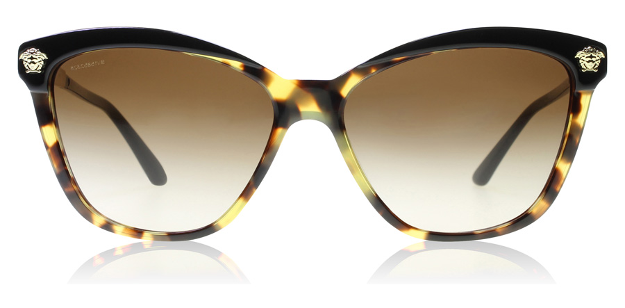 Versace VE4313 Black / Havana 5177/13 57mm