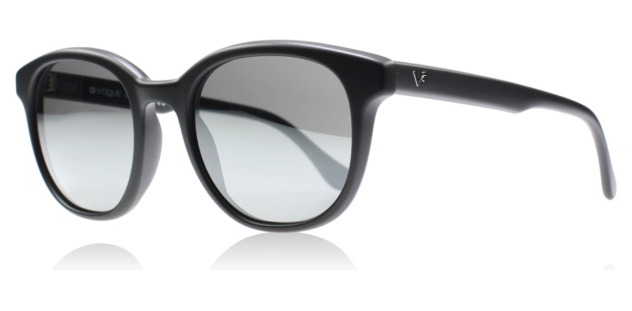 Vogue VO2730S Sonnenbrille Schwarz W44/6G 51mm w75iT25w