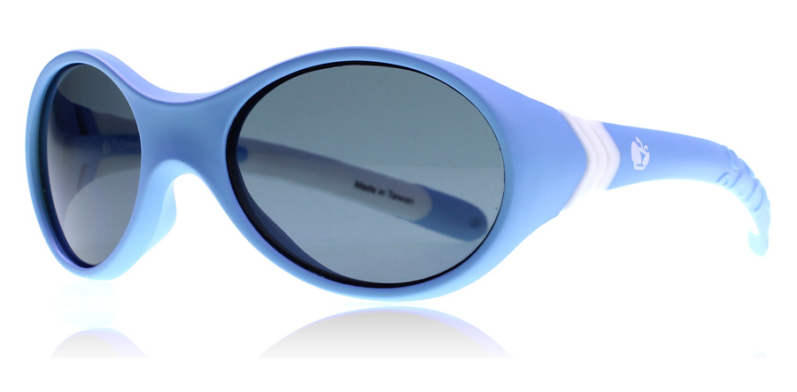 Compare prices for Zoobug ZB5001 4-9 Years Sunglasses Blue / white 684 41mm