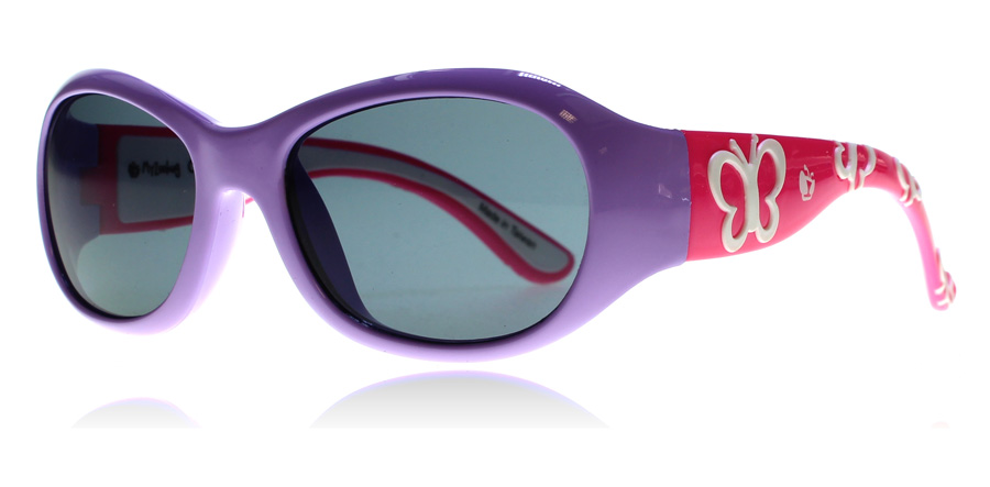 Compare prices for Zoobug ZB5002 3-6 Years Sunglasses Purple / Pink 764 42mm