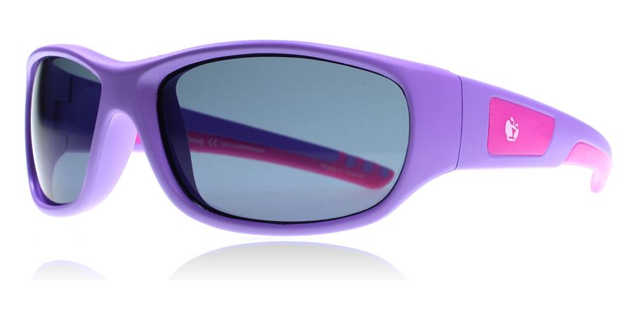 Compare prices for Zoobug ZB5003 4-10 Years Sunglasses Purple / Pink 764 50mm