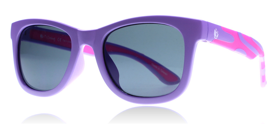 Compare prices for Zoobug ZB5005 4-10 Years Sunglasses Purple / Pink 764 45mm