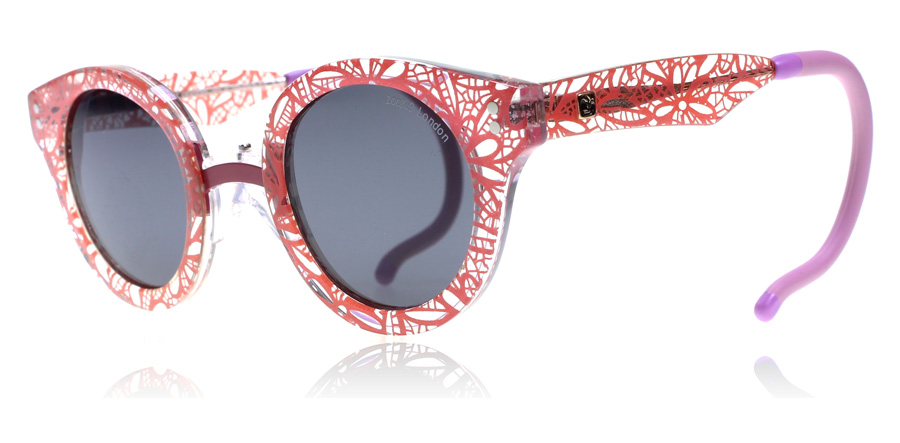 Compare prices for Zoobug ZBChic 0-3 Years Sunglasses Pink Floral 295 Polariserade 38mm