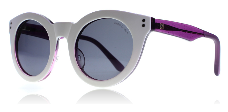 Compare prices for Zoobug ZBChic 0-3 Years Sunglasses White 870 Polariserade 44mm