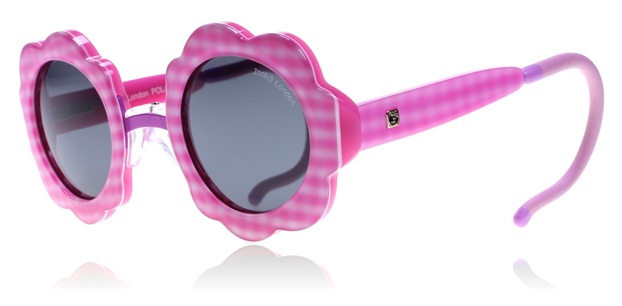 Compare prices for Zoobug ZBDaisy 0-3 Years Sunglasses Pink 215 Polariserade 38mm
