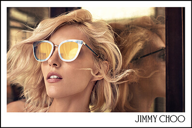 Shimmer with Jimmy Choo