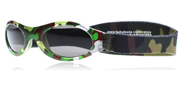 Baby Banz Adventure 0-2 Years Camouflage Green
