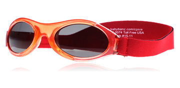 Baby Banz Adventure 0-2 Years Red