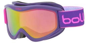 Bolle Junior Volt Plus Age 6+ years Purple Blocks