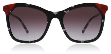 Burberry BE4263 Black / White / Red
