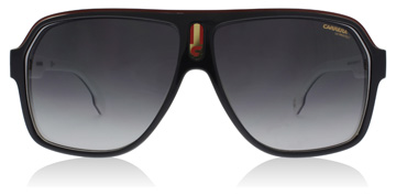 Carrera CA1001/S Black / White